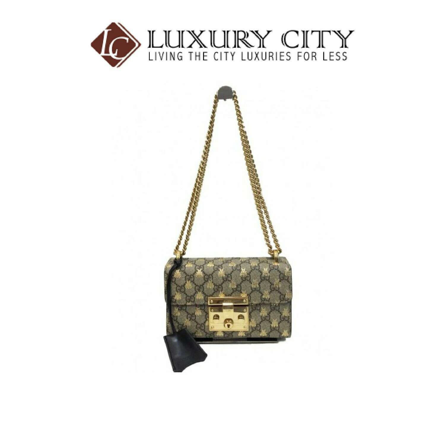 [Luxury City] Preloved Authentic Gucci Shoulder Bag