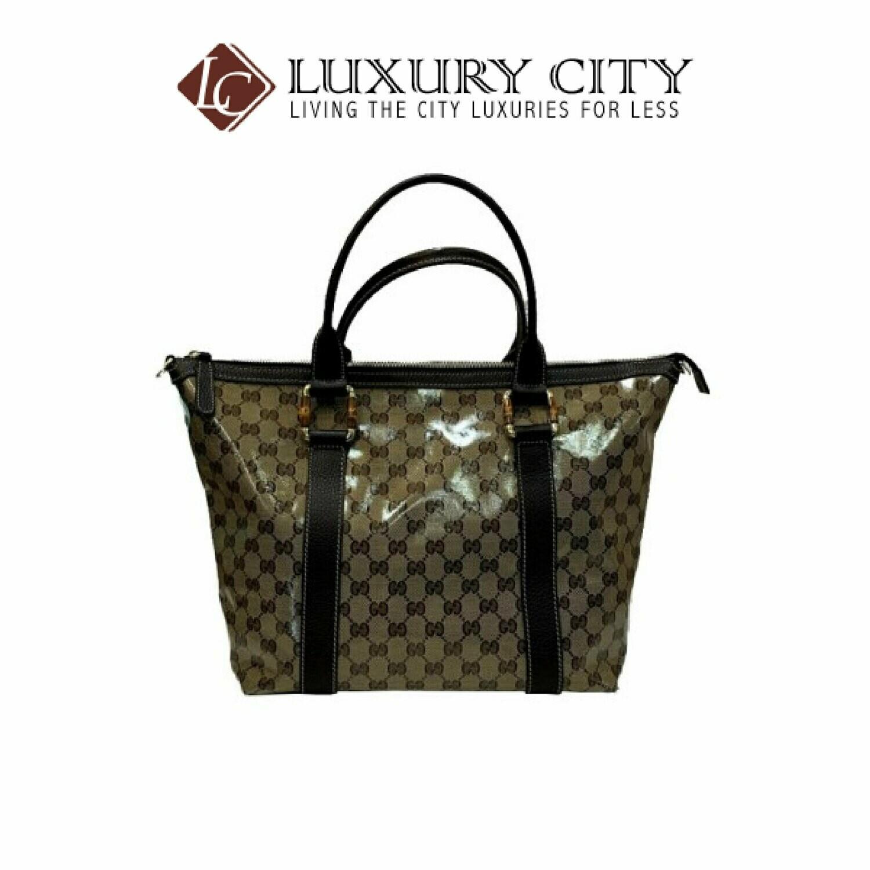 [Luxury City] Preloved Authentic Gucci Handbag