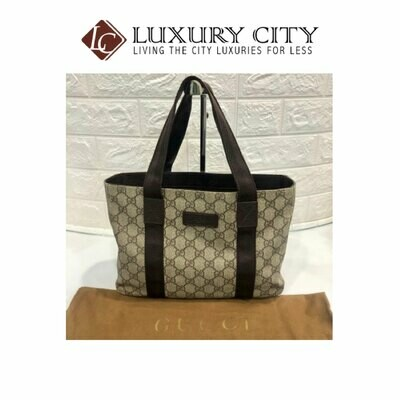 [Luxury City] Used Gucci Handcarry Bag