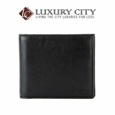 [Luxury City] Coach Compact ID Wallet in Sport Calf Leather