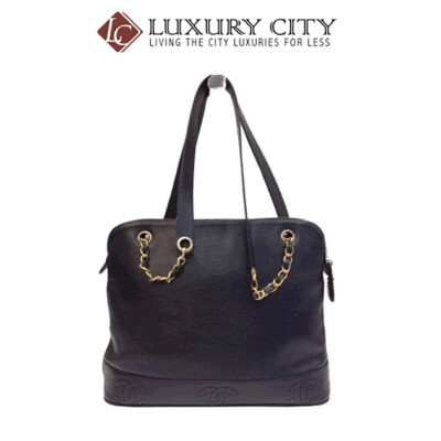 [Luxury City] Preloved Authentic Chanel Vintage Shoulder Bag