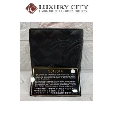 [Luxury City] Preloved Vintage Chanel Short Wallet