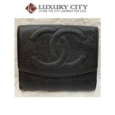 [Luxury City] Preloved Vintage Chanel Wallet