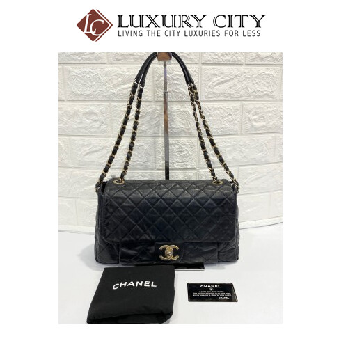 [Luxury City] Preloved Chanel 2 Ways Carry Bag