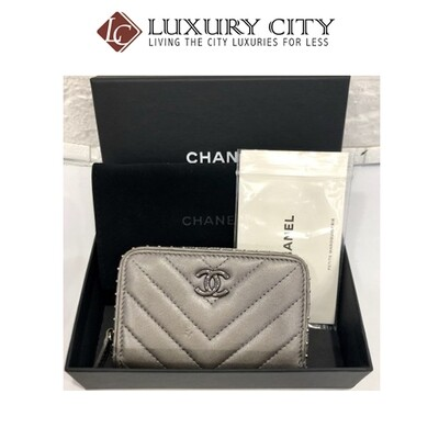 [Luxury City] Preloved Chanel Card Holders