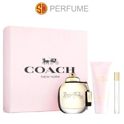 Coach EDP Lady 90ml 3-in-1 Gift Set