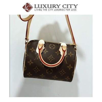 [Luxury City] Louis Vuitton Nano Speedy