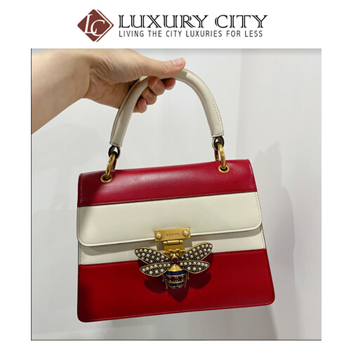 [Luxury City] Pre-Loved Gucci Margaret Small Size,
