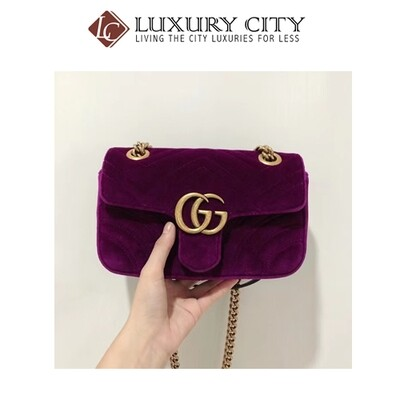 [Luxury City] Preloved Gucci Marmont