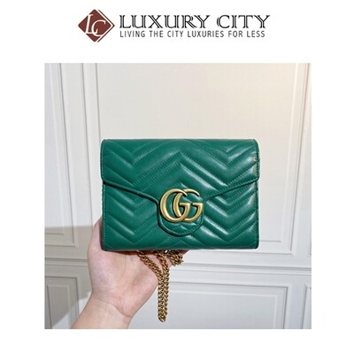 [Luxury City] Used Gucci Woc,Size 2015cm