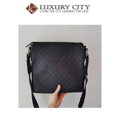 [Luxury City] Preloved Gucci Messenger Bag
