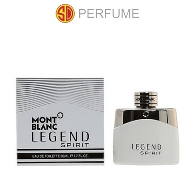 (MP) Mont Blanc Legend Spirit White EDT Men 30ml