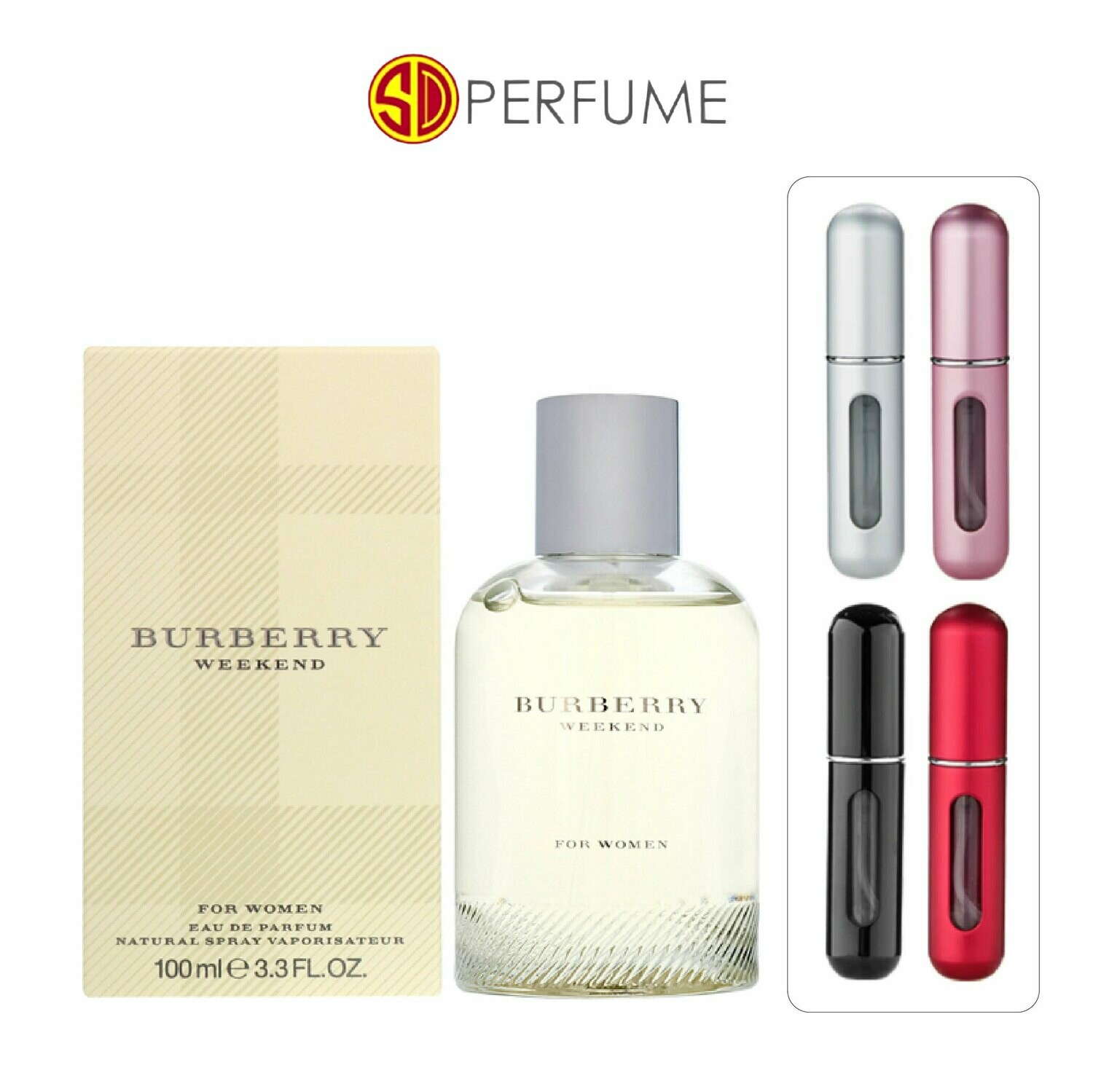 Burberry Weekend EDP Lady 5ml Refill