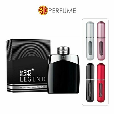 Mont Blanc Legend EDT 5ml Refill