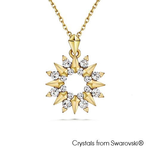 LUSH  Sunray Necklace