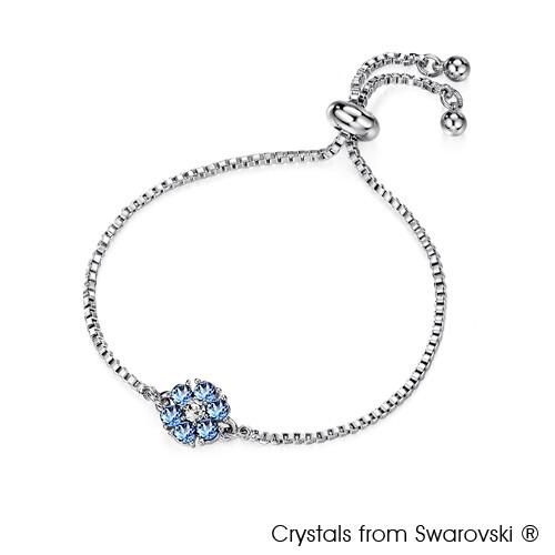 LUSH Flower Birthstone Bracelet