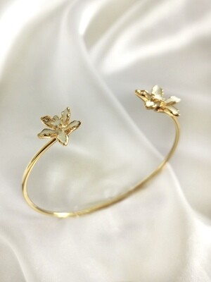 LUSH Cattleya Orchid Bangle