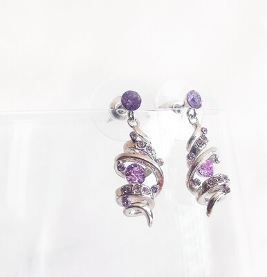 LUSH Ballerina Earrings