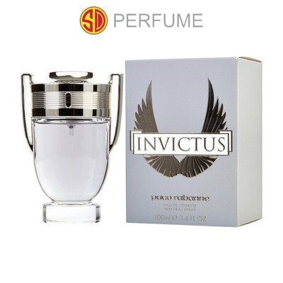 Paco Rabanne Invictus EDT Men 100ml