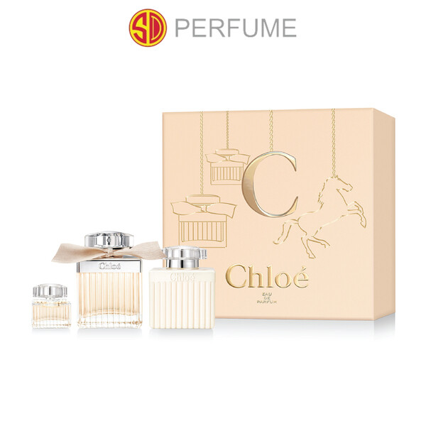 Chloe Signature EDPLady 75ml 3-in-1 Gift Set