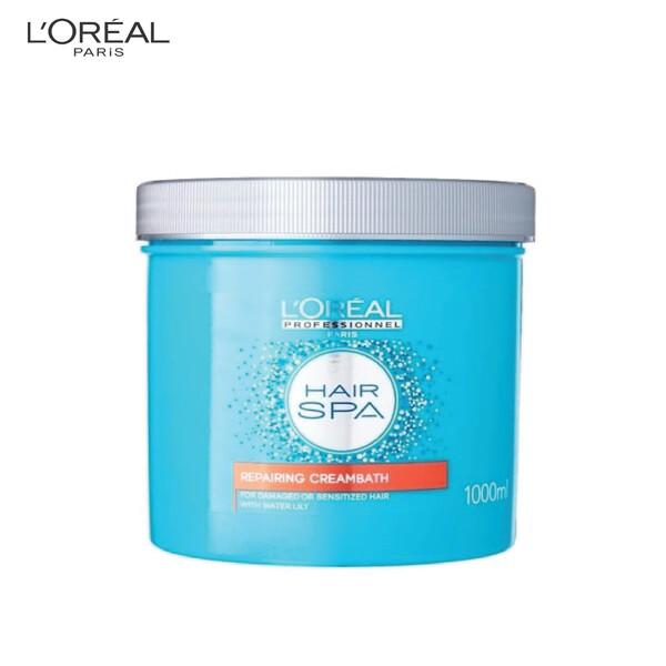Loreal Professionnel Hair Spa Repairing Creambath 1000ml