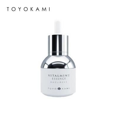 Toyokami Vitalmint Essence (Hair Revitalizing Tonic/Hair Loss/ Hair Thinning/ Hair Growth/ Hair Irritation/ Sensitive Scalp)