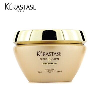 Elixir Ultime Oleo-Complexe Beautifying Oil Masque (For All Hair Types) 200ml