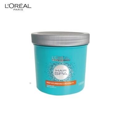 Loreal Hair Spa Deep Nourishing Creambath Treatment 1000ml