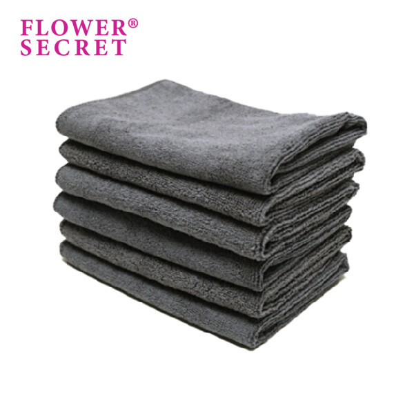 34cm X 70cm 100% Cotton Quick-drying Salon Towel Cleaning Wash