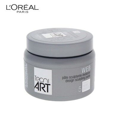 Loreal Professionnel Tecni Art Web Design Sculpting Paste 150ml
