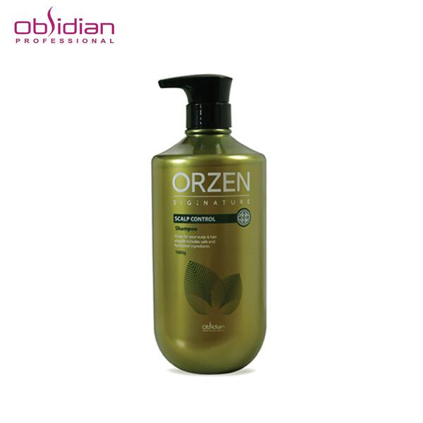 Obsidian ORZEN Scalp Control Shampoo 1000ml