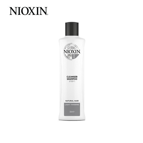 Nioxin System 1 Shampoo 300ml