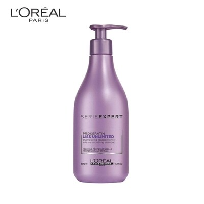 Loreal Professionnel Liss Unlimited Smoothing Shampoo 500ml
