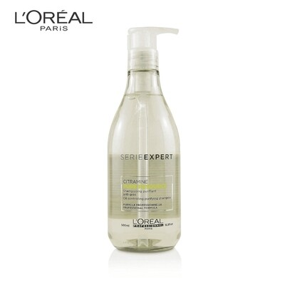 Loreal Professionnel Serie Expert Pure Resource Citramine Oil Controlling Purifying Shampoo 500ml