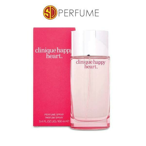 Clinique Happy Heart for Women EDP Women 100ml  (By: SD PERFUME)