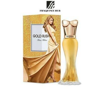 Paris Hilton Gold Rush EDP Women 100ml (By: Fragrance HUB)