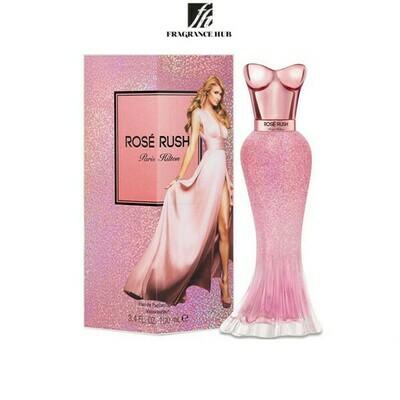 Paris Hilton Rose Rush EDP Women 100ml (By: Fragrance HUB)