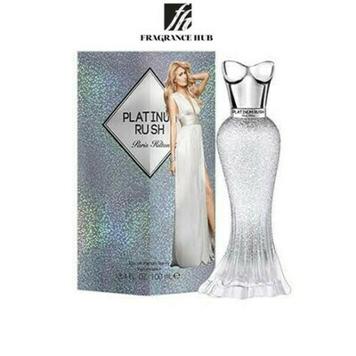 Paris Hilton Platinum Rush EDP Women 100ml (By: Fragrance HUB)
