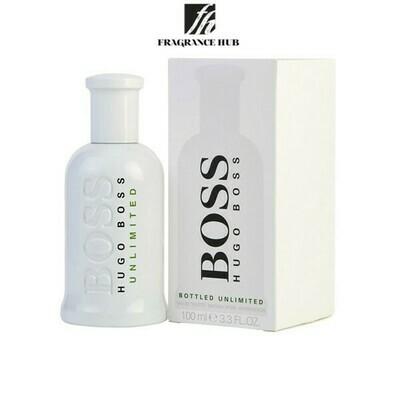 Hugo Boss Unlimited EDT Men 100ml (By: Fragrance HUB)