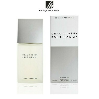 Issey Miyake Pour Homme EDT Men 125ml (By: Fragrance HUB)