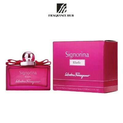Salvatore Ferragamo Signorina Ribelle EDP Women 100ml (By: Fragrance HUB)