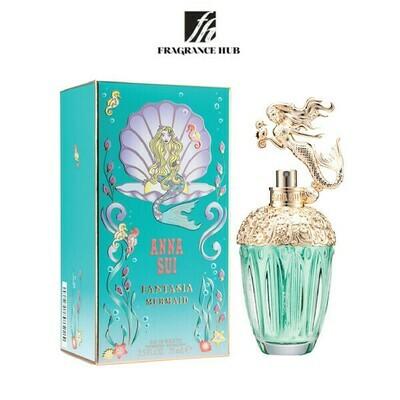 Anna Sui Fantasia Mermaid EDT Women 75ml (By: Fragrance HUB)