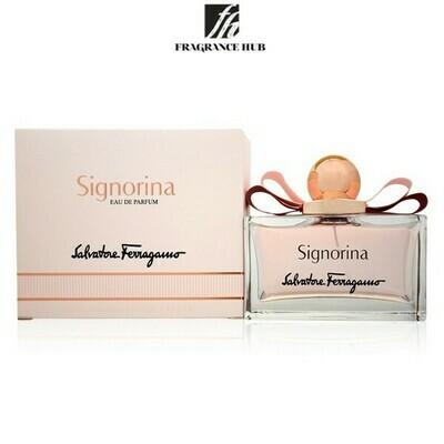 Salvatore Ferragamo Signorina EDP Women 100ml (By: Fragrance HUB)