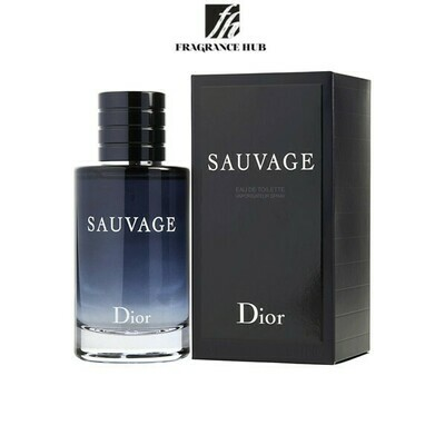 Christian Dior SAUVAGE EDT Men 100ml (By: Fragrance HUB)