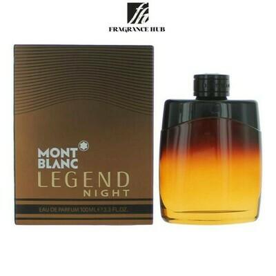 Mont Blanc Legend Night EDP Men 100ml (By: Fragrance HUB)