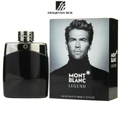 Mont Blanc Legend EDT 100ml (By: Fragrance HUB)