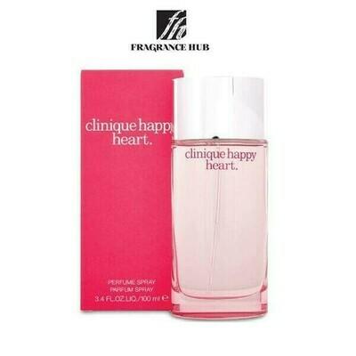 Clinique Happy Heart for Women EDP Women 100ml (By: Fragrance HUB)