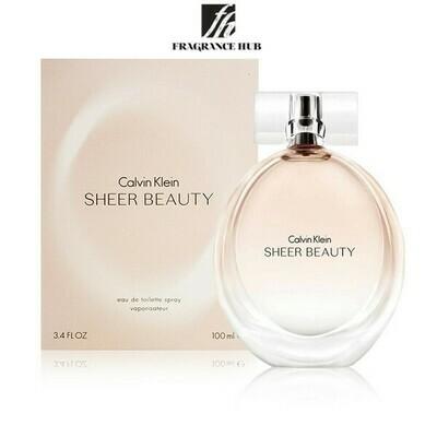 Calvin Klein cK Sheer Beauty EDP Women 100ml (By: Fragrance HUB)