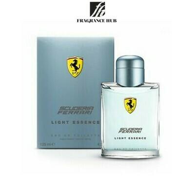 Ferrari Light Essence EDT Men 125ml (By: Fragrance HUB)