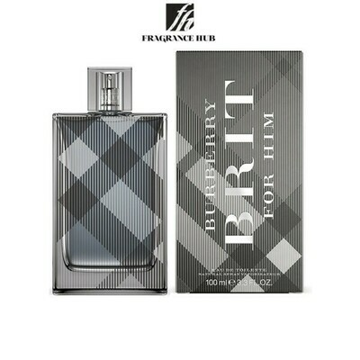 Burberry Brit EDT Men 100ml (By: Fragrance HUB)